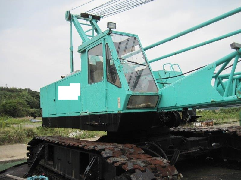 Kobelco 7065 - Japan Heavy Export