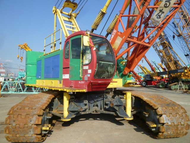 Kobelco Crawler Crane 7080 2 Japan Heavy Export