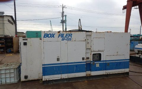 Box Pillar Japan Export